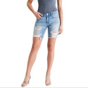 AE Tomgirl Denim Bermuda Shorts